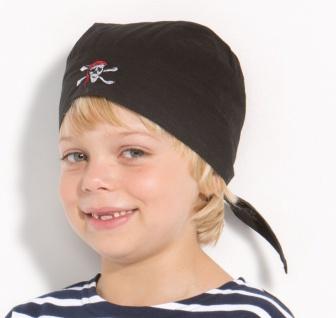 Kinder Bandana Pirat 100% Baumwolle