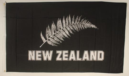 Flagge Fahne : New Zealand Feder Zweig Neuseeland