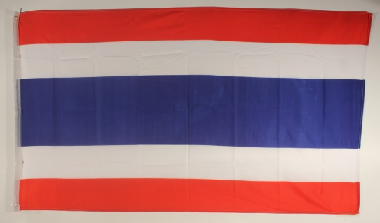Flagge Fahne : Thailand Nationalflagge Nationalfahne