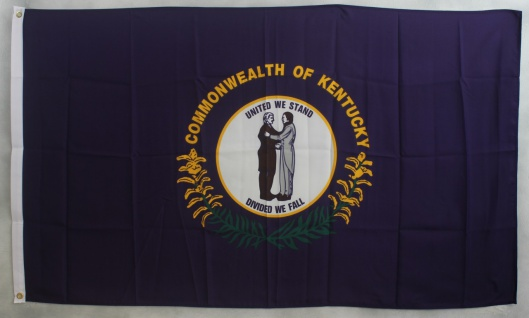 Flagge Fahne : Kentucky