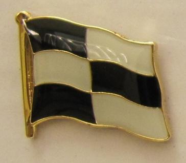 Pin Anstecker Flagge Fahne Posen Westpreussen