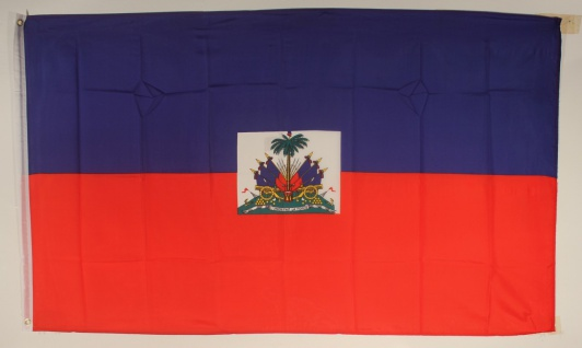 Flagge Fahne : Haiti Haitiflagge Nationalflagge Nationalfahne