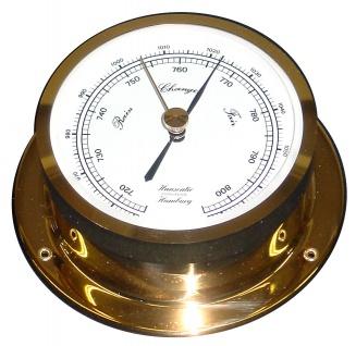 Schiffs Barometer 110 mm Professionell - Vorschau
