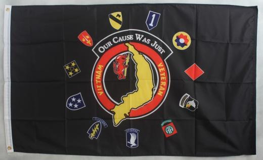 Flagge Fahne : USA Vietnam Veteran