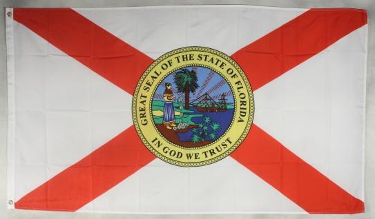 Florida Flagge Großformat 250 x 150 cm wetterfest