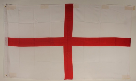 England rotes Kreuz Flagge Großformat 250 x 150 cm wetterfest