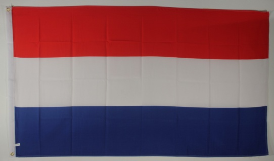 Niederlande Flagge Großformat 250 x 150 cm wetterfest
