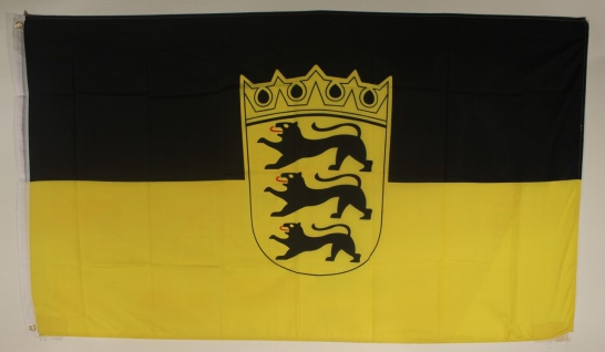 Baden-Württemberg Flagge Großformat 250 x 150 cm wetterfest