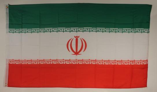 Iran Flagge Großformat 250 x 150 cm wetterfest