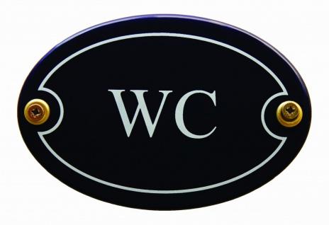 Wc türschilder oval online bestellen bei yatego