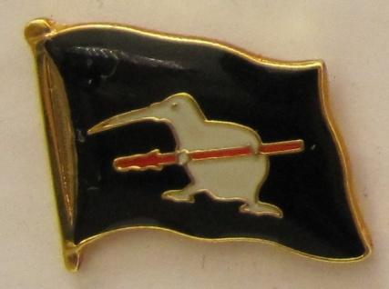 Pin Anstecker Flagge Fahne Kiwi Flaggenpin Button Badge Flaggen Clip Ansteckn...