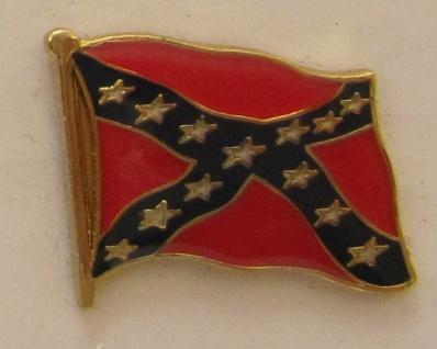 USA Südstaaten Pin Anstecker Flagge Fahne