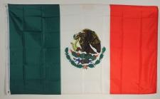 Mexiko Flagge Großformat 250 x 150 cm wetterfest
