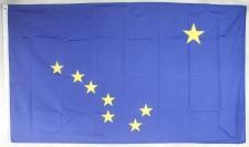 Flagge Fahne : Alaska