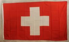 Schweiz Flagge Großformat 250 x 150 cm wetterfest