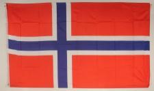 Norwegen Flagge Großformat 250 x 150 cm wetterfest