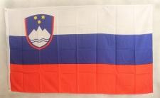 Slowenien Flagge Großformat 250 x 150 cm wetterfest