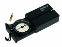 SUUNTO MB-6NH Kompass, 360 Grad Einteilung, Direktpeilung, abklappbarer Spieg...