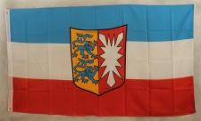 Schleswig-Holstein Flagge Großformat 250 x 150 cm wetterfest
