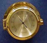 Hygrometer 140 mm Bullaugen - Look
