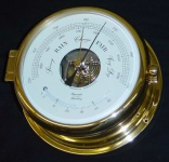 Barometer / Thermometer 180 mm