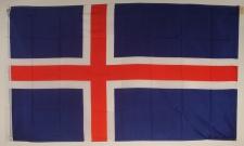 Island Flagge Großformat 250 x 150 cm wetterfest