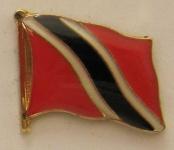 Trinidad und Tobago Pin Anstecker Flagge Fahne Nationalflagge