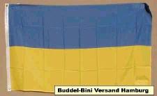 Ukraine Flagge Großformat 250 x 150 cm wetterfest