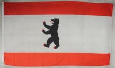 Berlin Flagge Großformat 250 x 150 cm wetterfest