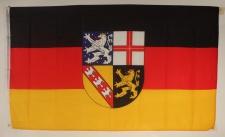 Saarland Flagge Großformat 250 x 150 cm wetterfest