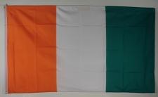 Elfenbeinküste Flagge Großformat 250 x 150 cm wetterfest