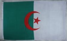 Algerien Flagge Großformat 250 x 150 cm wetterfest