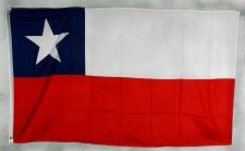 Chile Flagge Großformat 250 x 150 cm wetterfest