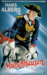 Blechschild Nostalgieschild Hans Albers Münchhausen Filmplakat
