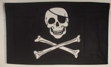 Pirat Flagge Großformat 250 x 150 cm wetterfest