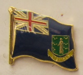 Virgin Islands British Jungferninseln Pin Anstecker Flagge Fahne Nationalflagge