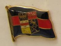 Pin Anstecker Flagge Fahne Ostfriesland Ost Friesland