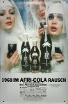 Blechschild Afri Cola drei Nonnen Rausch Nostalgieschild Relame Schild