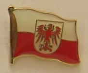 Pin Anstecker Flagge Fahne Süd Tirol Südtirol