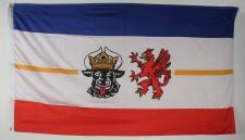 Mecklenburg Vorpommern Flagge Großformat 250 x 150 cm wetterfest