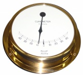Schiffs Neigungsmesser Clinometer 155 mm Messing