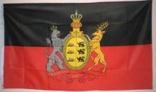 Königreich Württemberg Flagge Großformat 250 x 150 cm wetterfest