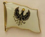 Pin Anstecker Flagge Fahne Preussen Adler