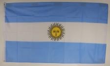 Argentinien Flagge Großformat 250 x 150 cm wetterfest