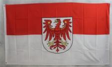 Brandenburg Flagge Großformat 250 x 150 cm wetterfest