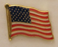 USA Pin Anstecker Flagge Fahne Nationalflagge