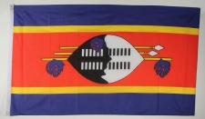 Flagge Fahne : Swasiland Swasilandflagge Nationalflagge Nationalfahne