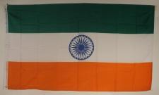 Indien Flagge Großformat 250 x 150 cm wetterfest