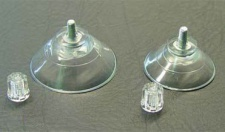 Haftsauger für Lochung 4, 2 mm Ø (Scheibenbefestigung)