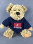 Hamburg Teddy Bär im Hamburg Troyer Kuscheltier